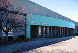 APG Cash Drawer Building