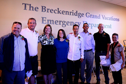 BGV unveils the Breckenridge Grand Vacations Emergency Department