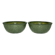 Lot 233, a pair of carved jade Mughal style bowls