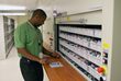 Secure High Density Storage For Pathology Slides