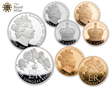 GovMint.com Releases Gold, Silver, and Platinum Coins to Honor the Longest Reigning Queen in History