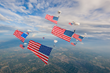 2015 WEBN Fireworks Festivities to Include Team Fastrax™ Skydiving Performances