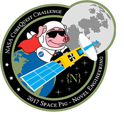 Team Space Pig - NASA Cube Quest Challenge