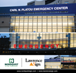 Nordquist Sign Provides Signs for the New Fairview Southdale Hospital's Carl N. Platou Emergency Center