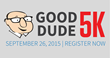 Join Area Runners for First Annual Good Dude 5K