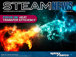 Get access to the September 2015 issue of SteamNews Magazine now.