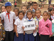 One Million Words Literacy Charity Events Help Children in Laos