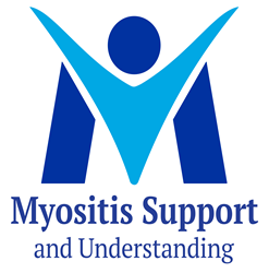 Myositis Support and Understanding logo