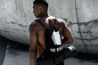 Freeletics utilizes one's own bodyweight, which means workouts can be done anytime, anywhere