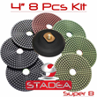 Granite Polishing Kit - Stadea Series Super B