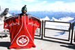 BASE Jumpers Raise Awareness for Non Profit Coalition Duchenne Using Cutting Edge Wingsuit