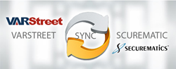VARStreet Sync with Securematics