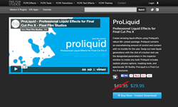 Pixel Film Studios Released a New FCPX Plugin, ProLiquid