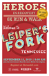Foundations Recovery Network Announces Fifth Annual Heroes In Recovery 6k Run/Walk In Leiper's Fork
