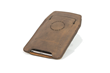 iPhone Orbit Case—grizzly leather