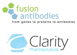 Fusion Antibodies and Clarity Pharmaceuticals sign exclusive licensing agreement