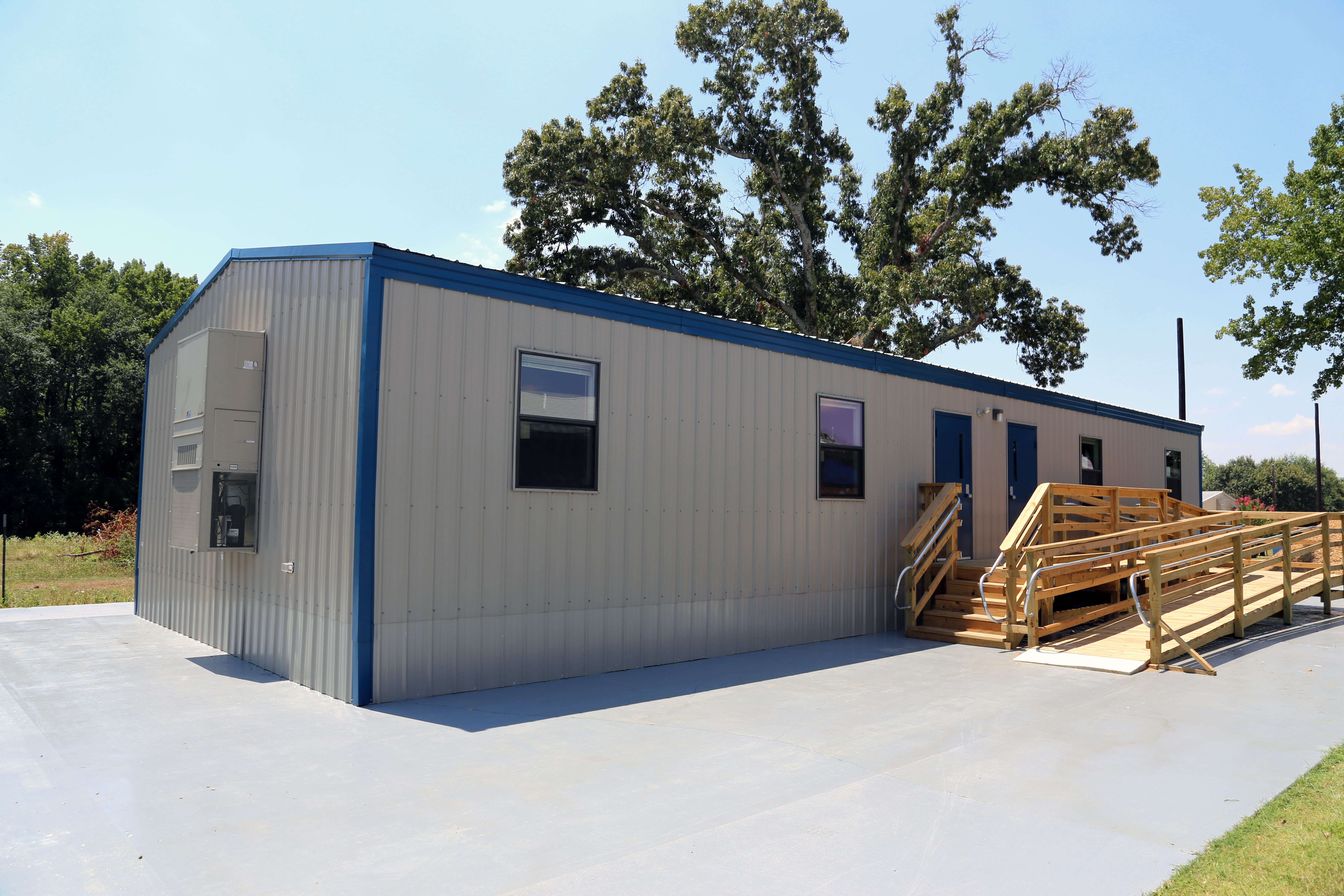 Modular Classroom Units ~ Region purchasing cooperative awards portable classroom