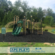 La Casa, Inc. Provides New Playground to Arbor Ridge Apartments with the Help of APCPLAY©