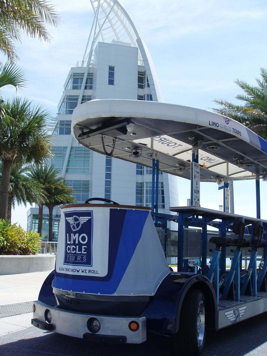 Limo Cycle Expands To Cocoa Beach Port Canaveral FL - Cape canaveral tours