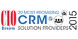 Faye Business Systems Group Selected by CIO Review as One of 20 Most Promising CRM Solutions Providers 2015