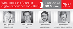 DX Summit speakers