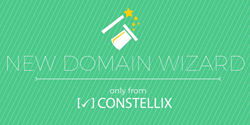 Constellix DNS New Domain Wizard