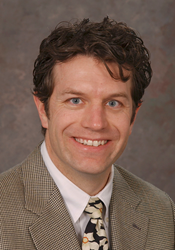 Christopher Polage, associate professor of pathology and infectious diseases at UC Davis Medical Center