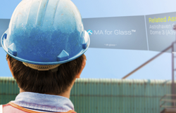 Maintenance Assistant for Google Glass
