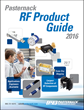 New 2016 RF Product Guide Released by Pasternack