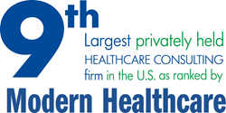 Pershing Yoakley & Associates (PYA) is ranked by Modern Healthcare as the nation's 9th largest privately owned healthcare management consulting firm.