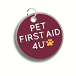 Pet First Aid 4 U logo