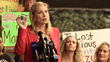 Cheryl Shuman Holds Press Conference on Behalf of Medical Cannabis Patients