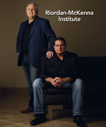 Stem Cell Researcher, Neil Riordan with Orthopedic Surgeon, Dr. Wade McKenna