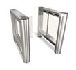 Fastlane Glassgate 150 optical turnstile for entry security
