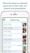 MiFamTies Launches New iPhone App to Help Grandparents Stay in Touch with Grandchildren