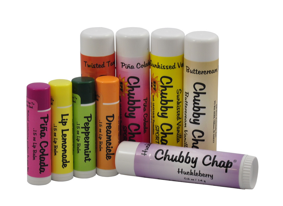how to put labels on lip balm separately legal