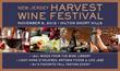 New Jersey wine tasting event: 10th Annual NJ Harvest Wine Fest, Friday, November 6, 7-10pm at the Hilton Short Hills.