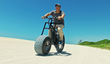 Xterrain, Inc. Launches Indiegogo Crowdfunding Campaign for All Terrain Electric Bicycle to ride over Soft Beach Sand.