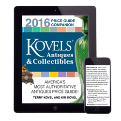 kovels, antiques, collectibles, price guide, ebook