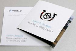 Custom Laser-Cut Invitations