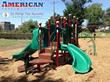 American Parks Company® Provides School Playground Equipment to St. Philip The Apostle Catholic School