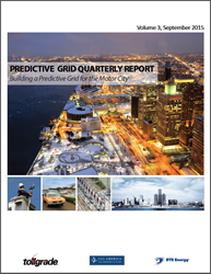 Predictive Grid Quarterly Report Vol 3
