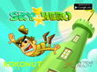 Kokonut Studio Re-Launching the Popular Mobile Game Sky Hero with Motion Capability Powered by Extreme Reality