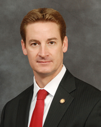Florida Representative Greg Steube will be honored during Goodwill Manasota's Ambassador of the Year Awards Dinner