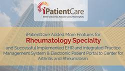 Rheumatology Specialty