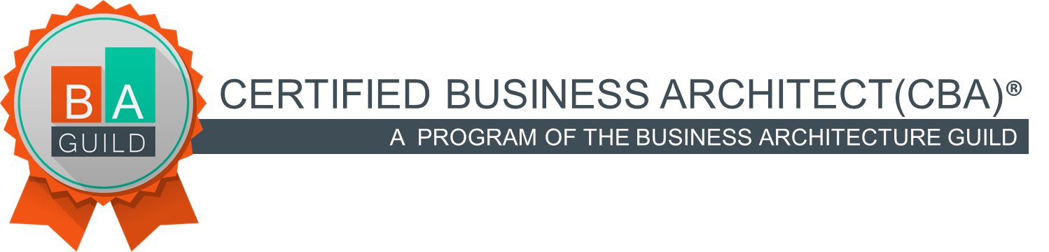 Business architecture guild announces the certified for Certified architect