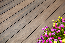 Fiberon Paramount decking WUI and San Diego County code approved
