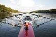 Rowing with Hyndsight's Cruz