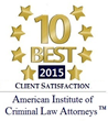 Charlotte Criminal Defense, Divorce, and Family Lawyers, top client satisfaction