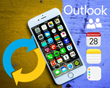 Akruto Supports Automatic, Secure, and Wireless Outlook Sync for iPhone 6S and iPhone 6S Plus